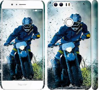 Чехол на Huawei Honor 8 Мотокросс