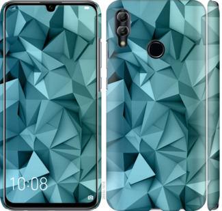 Чехол на Huawei Honor 10 Lite Геометрический узор v2