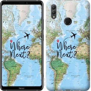 Чехол на Huawei Honor Note 10 Путешествие