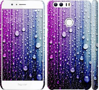 Чехол на Huawei Honor 8 Капли воды