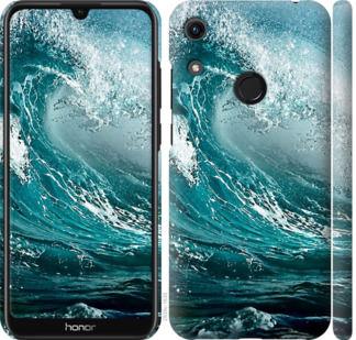 Чехол на Huawei Honor 8A Морская волна