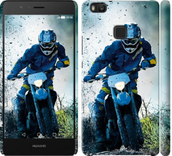 Чехол на Huawei P9 Lite Мотокросс