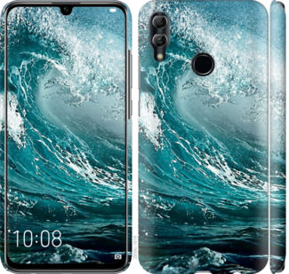 Чехол на Huawei Honor 10 Lite Морская волна