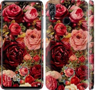 Чехол на Huawei Honor 10 Lite Цветущие розы