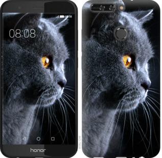 Чехол на Huawei Honor V9 / Honor 8 Pro Красивый кот