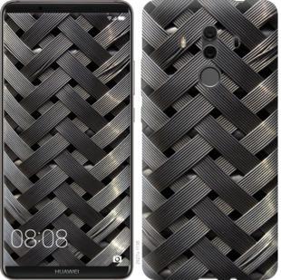 Чехол на Huawei Mate 10 Pro Металлические фоны
