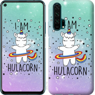 Чехол на Huawei Honor 20 Pro Im hulacorn