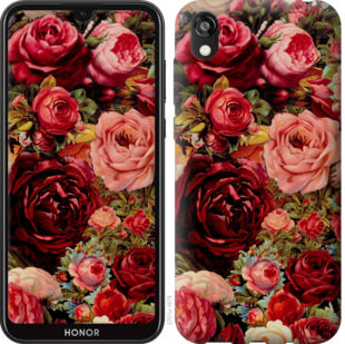 Чехол на Huawei Honor 8S Цветущие розы