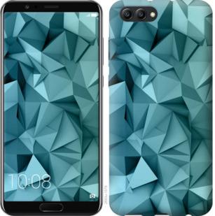 Чехол на Huawei Honor V10 / View 10 Геометрический узор v2