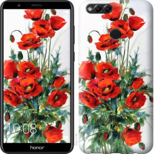 Чехол на Huawei Honor 7X Маки