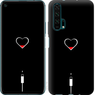 Чехол на Huawei Honor 20 Pro Подзарядка