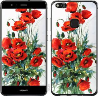 Чехол на Huawei P10 Lite Маки