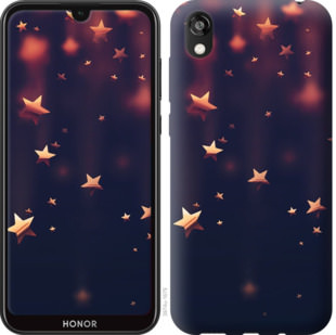 Чехол на Huawei Honor 8S Падающие звезды