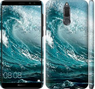 Чехол на Huawei Mate 10 Lite / Honor 9i Морская волна