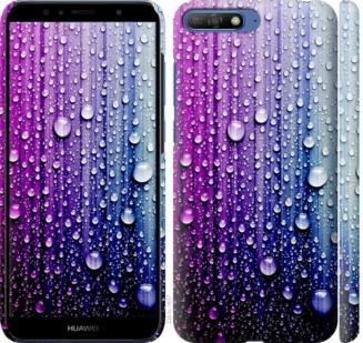 Чехол на Huawei Honor 9 Капли воды