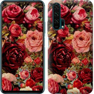 Чехол на Huawei Honor 20 Pro Цветущие розы