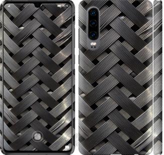 Чехол на Huawei P30 Металлические фоны