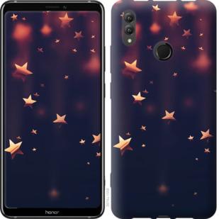 Чехол на Huawei Honor Note 10 Падающие звезды