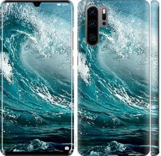 Чехол на Huawei P30 Pro Морская волна