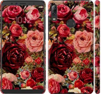 Чехол на Lenovo K5 Pro Цветущие розы
