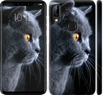 Чехол на Lenovo S5 Pro Красивый кот
