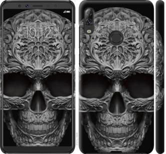 Чехол на Lenovo K5 Pro skull-ornament