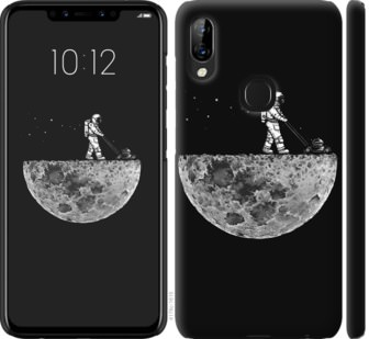 Чехол на Lenovo S5 Pro Moon in dark