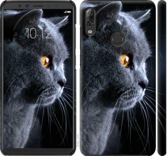 Чехол на Lenovo K5 Pro Красивый кот