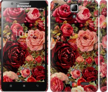 Чехол на Lenovo A536 Цветущие розы