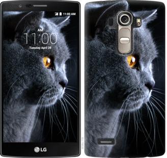 Чехол на LG G4 H815 Красивый кот