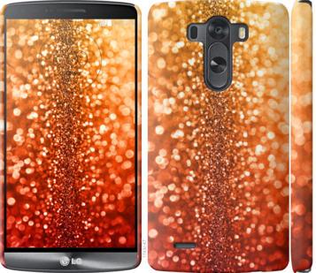 Чехол на LG G3 D855 Звездная пыль