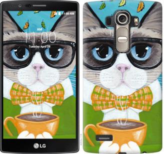Чехол на LG G4 H815 CatandCoffee