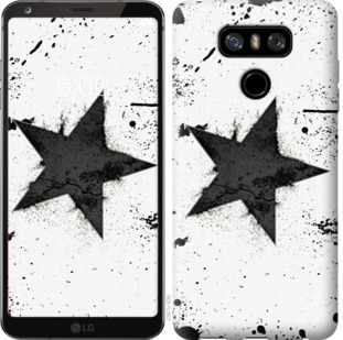 Чехол на LG G6 Звезда
