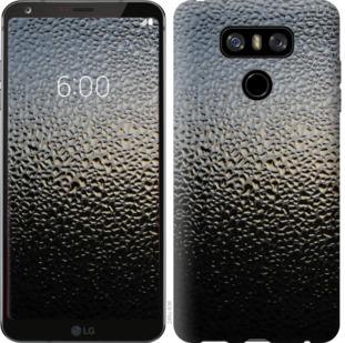 Чехол на LG G6 Мокрое стекло
