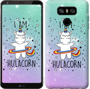 Чехол на LG G6 Im hulacorn