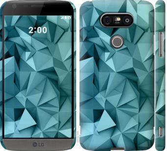 Чехол на LG G5 H860 Геометрический узор v2