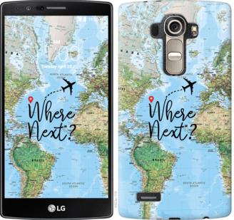 Чехол на LG G4 H815 Путешествие