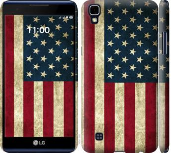 Чехол на LG X Power K220DS Флаг США
