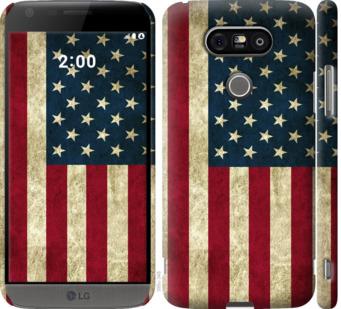 Чехол на LG G5 H860 Флаг США