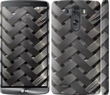 Чехол на LG G3 D855 Металлические фоны
