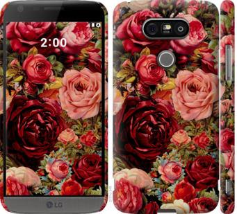 Чехол на LG G5 H860 Цветущие розы