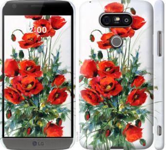 Чехол на LG G5 H860 Маки