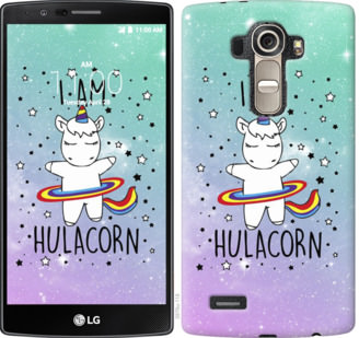 Чехол на LG G4 H815 Im hulacorn