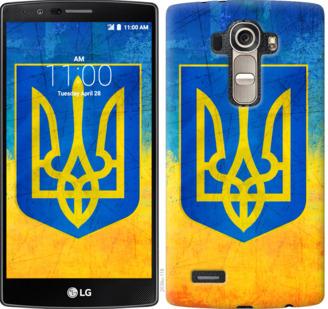 Чехол на LG G4 H815 Герб Украины