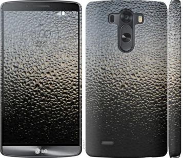 Чехол на LG G3 D855 Мокрое стекло