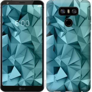 Чехол на LG G6 Геометрический узор v2