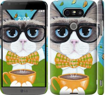 Чехол на LG G5 H860 CatandCoffee