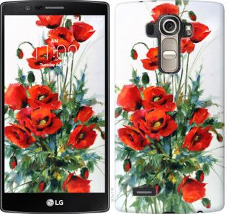 Чехол на LG G4 H815 Маки