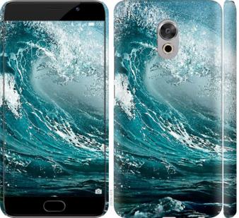 Чехол на Meizu Pro 6 Plus Морская волна