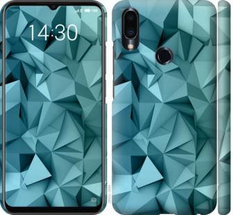 Чехол на Meizu Note 9 Геометрический узор v2